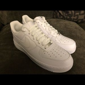 Brand new In box Nike Air Force 1 '07 size 12